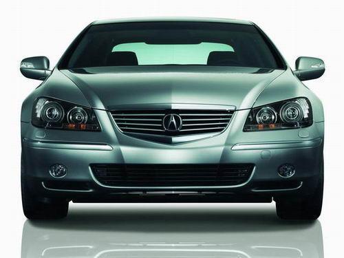讴歌 rl   acura讴歌,作为本田汽车的豪华品牌,尽管在北美销高清图片