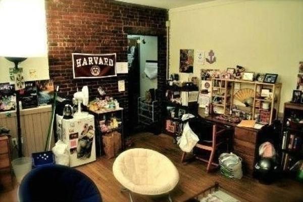 【海外生活】令人震惊的哈佛新生宿舍和食堂(图)图片