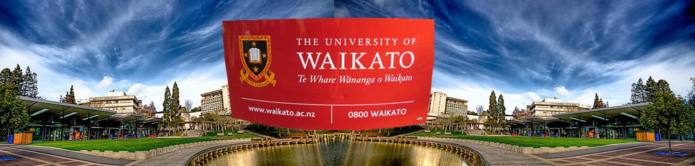 新西兰怀卡托大学计算机硕士申请条件
