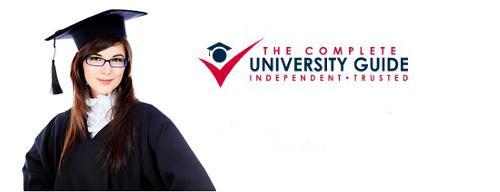 2017年CUG完全大学指南英国大学排名中文完整版