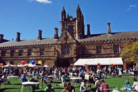 悉尼大学给了澳洲留学新生的忠告
