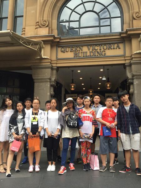 2017澳洲微留学插班学习+寄宿生活体验营