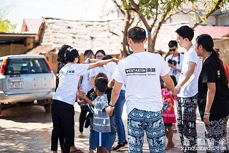 柬埔寨国际志愿者支教项目